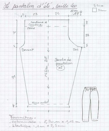 tuto pantalon